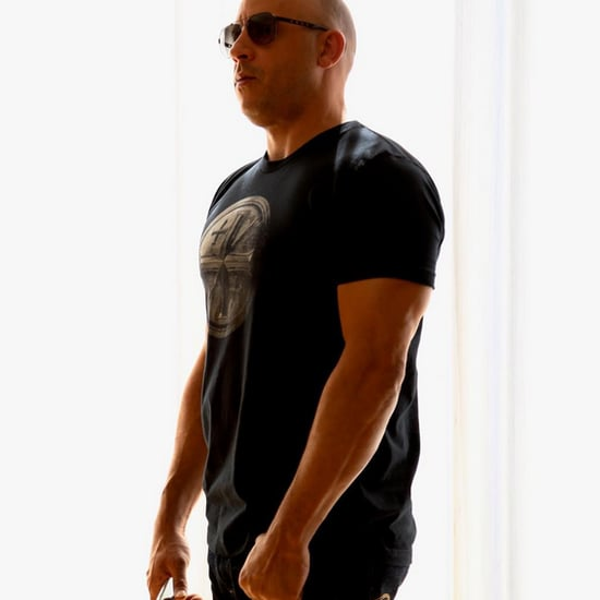 Vin Diesel Posts a Picture of His Abs October 2015