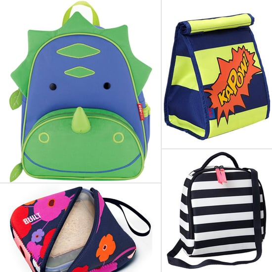 15 Bags and Boxes to Make School Lunch More Fun!