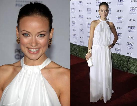 2009 People's Choice Awards: Olivia Wilde