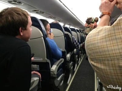 U.S. Airways Passenger Forced To Deplane When Her Emotional Support Pig Started Pooping And Howling