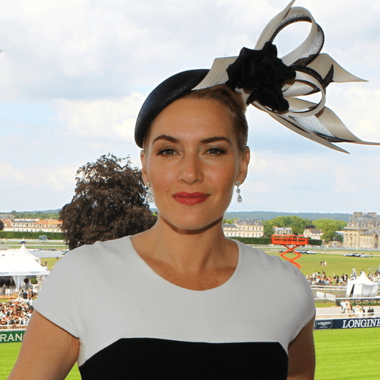 Kate Winslet at Prix de Diane Longines 2014 | Pictures