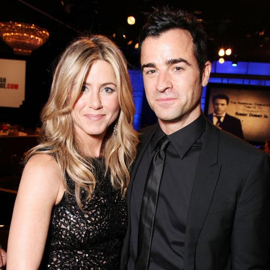 Jennifer Aniston Honors Robert Downey Jr With Justin Theroux