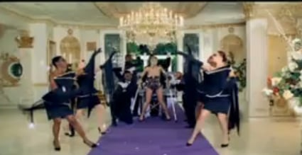 "FABTV: Lady Gaga ""Paparazzi"""