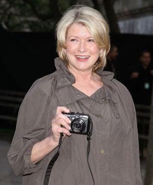 Martha Stewart Tweets About Tech