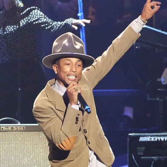 Pharrell Williams Hat Auction