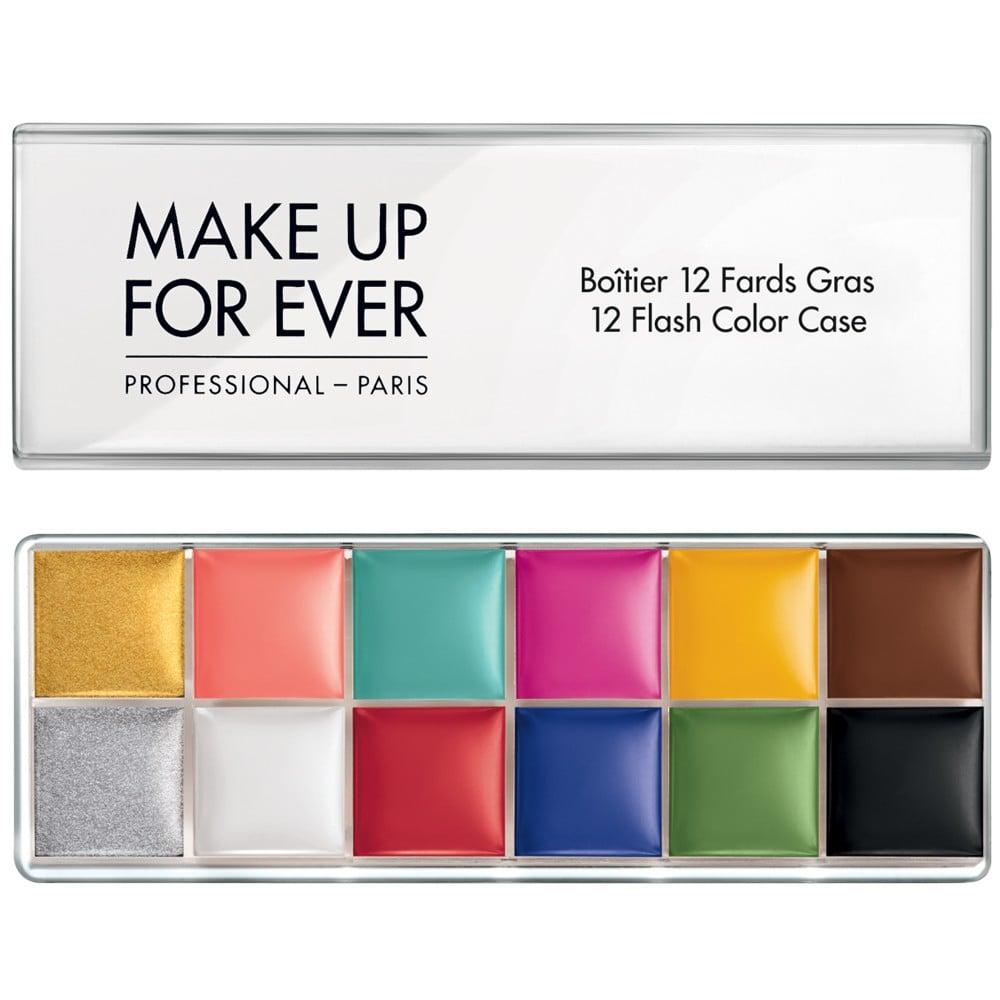 Make up for ever - 12 flash color case