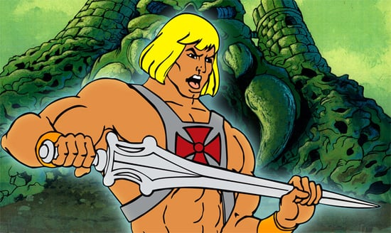 He-Man to Be Live-Action Film, 300-Style