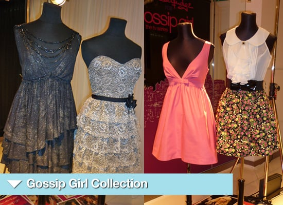 Miss Selfridge Gossip Girl Collection