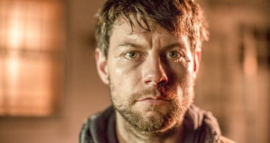 How Patrick Fugit Was Possessed by Robert Kirkman's 'Outcast'