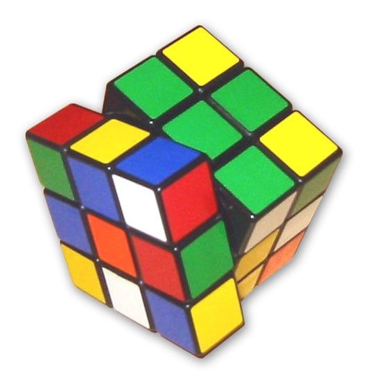 Toddler Solves Rubik's Cube In 114 Seconds