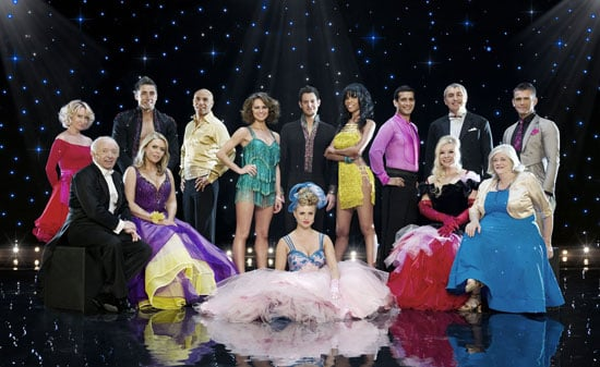 Pictures of Strictly Come Dancing Celebrity Lineup 2010