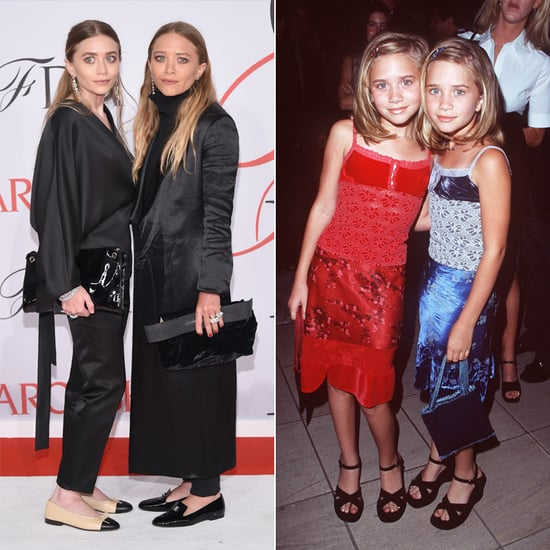 Fashion it girls old fashion style compared to now