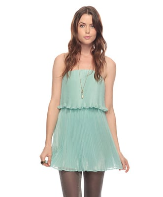 Heritage 1981 pleated blouson dress ($25)