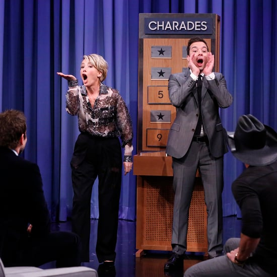 Jimmy Fallon and Bradley Cooper Charades Video