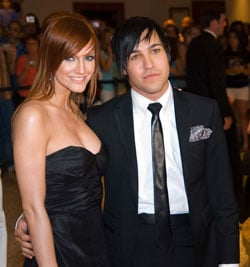 Ashlee Simpson and Pete Wentz Wedding