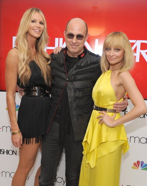 Nicole Richie, John Varvatos, and Elle Macpherson celebrated Fashion Star in NYC in March.