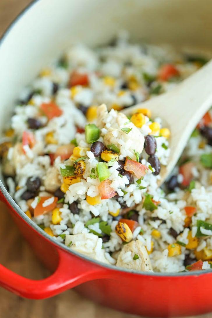 1-Pot Beans, Chicken, and Rice | 16 1-Pot Rice Casseroles ...