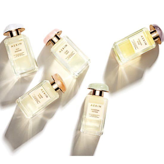 Just in time for gift-giving season, Aerin Lauder released her new Fragrance collection ($110 each), which is made up of five fragrances, so you can collect and mix and match to complement your mood.