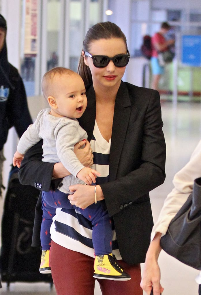 Celebrity Mom and Baby Favorites