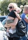 Kingston and Zuma Rossdale Play Away Their LA Weekends
