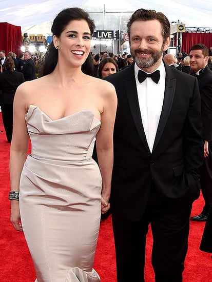 Michael Sheen and Sarah Silverman Are Dating | POPSUGAR Celebrity