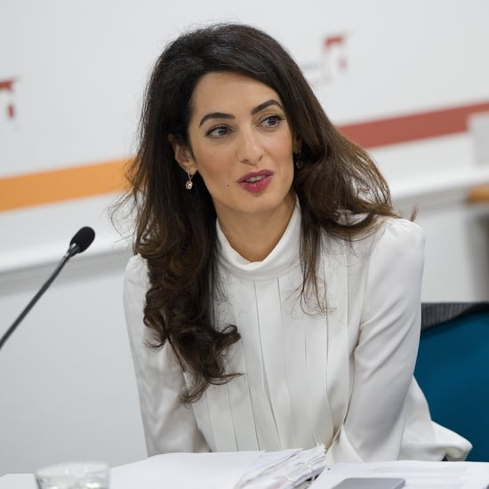 Amal Clooney NBC News Interview 2016