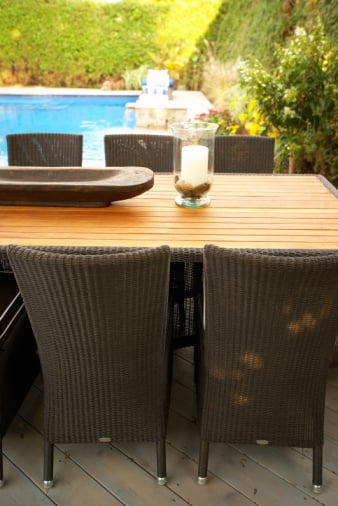 Outdoor Dinner Party Decorating Ideas