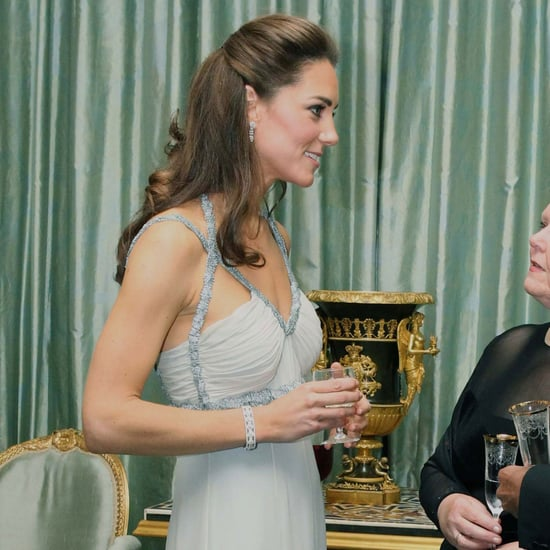 Kate Middleton Pictures at First Solo Royal Enagement