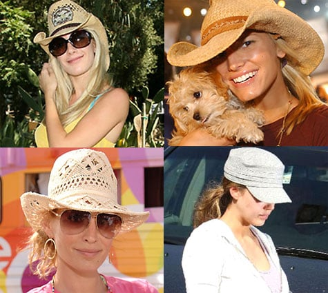 How Do You Style Your Hair When You're Wearing a Hat?
