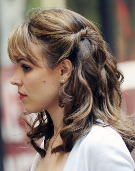 Rachel McAdams's Hairstyle How-To