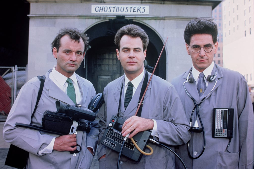 You Definitely Remember Him as Egon in Ghostbusters (1984)