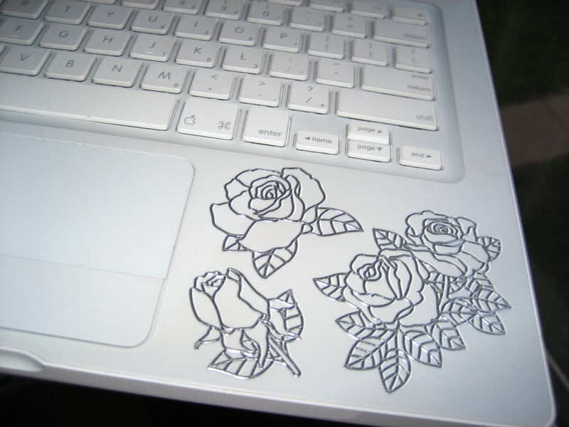 Geeky Things I Love: Decorated Laptops