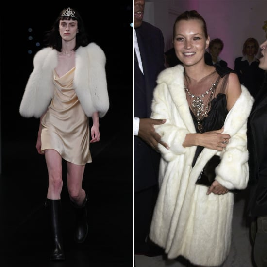 20 Times Saint Laurent Spring 2016 Was Kate Moss in the '00s