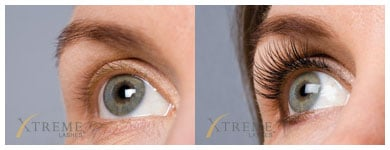 Product Review: Xtreme Lashes Eyelash Extensions