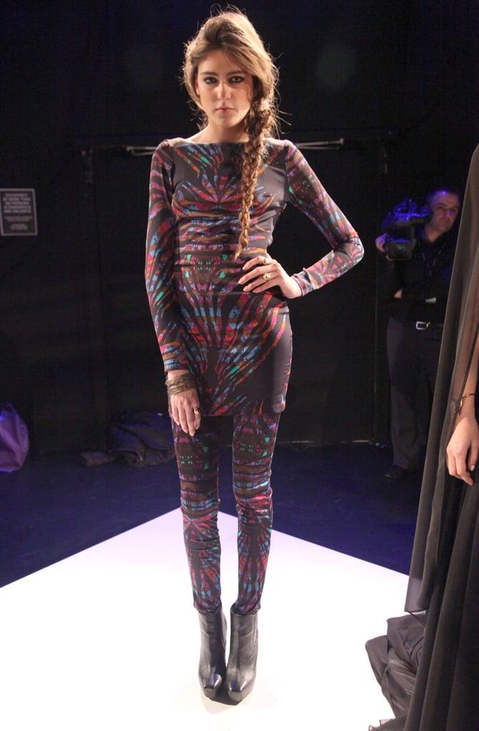 2011 Fall New York Fashion Week: Mara Hoffman