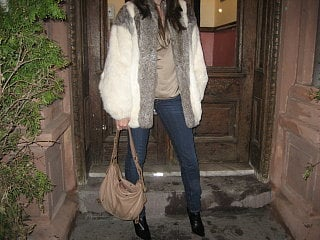 Look of The Day: Neutral Chic