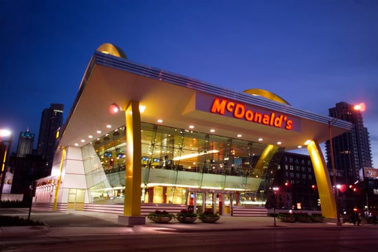 McDonald's: Serving Burgers and Families For 50 Years