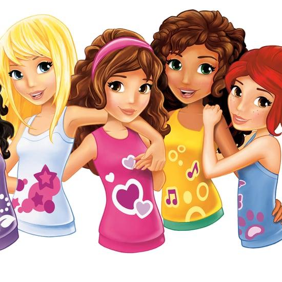 Lego Magazine Gives Little Girls Beauty Tips
