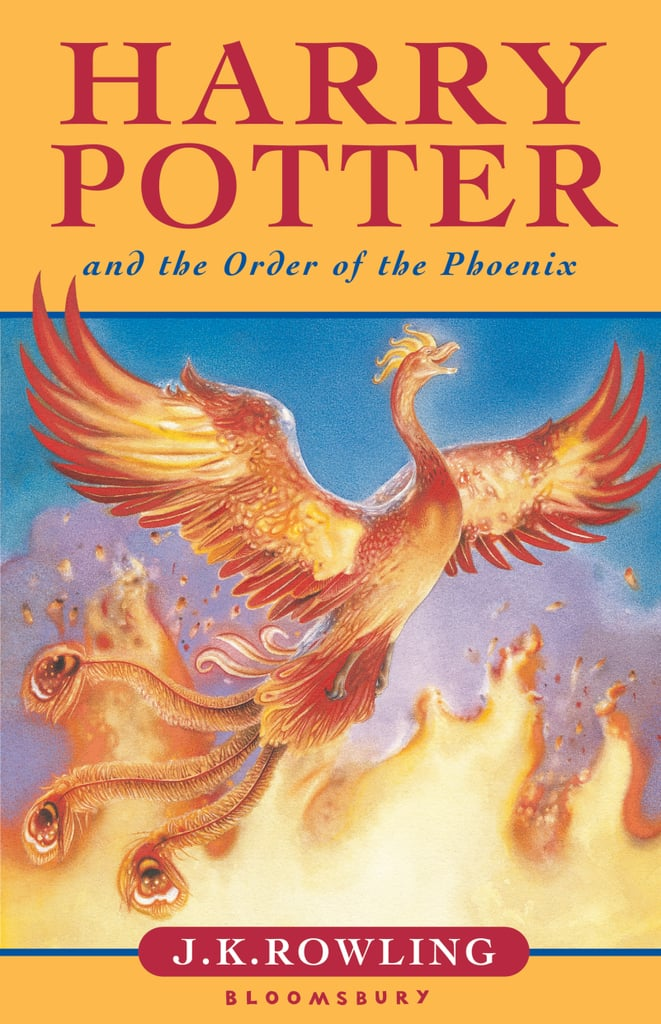 Harry Potter and the Order of the Phoenix, UK