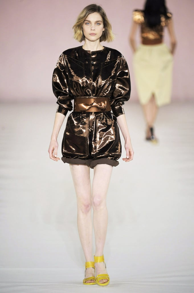 Hannah MacGibbon's First Chloe Collection: The Reviews Are In