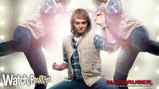 MacGruber Movie Review