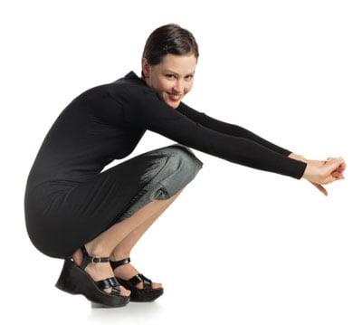 Do You Stretch in Public?