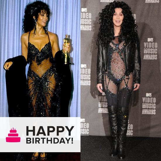 We're Still Taking Style Cues From Cher 40 Years Later