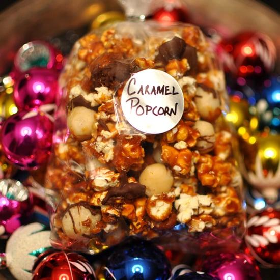 Chocolate and Caramel Popcorn Recipe