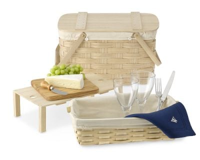 It's Your Last Chance to Win a Williams-Sonoma Picnic Basket!