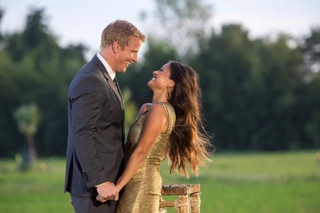 Most Emotional Finale: Sean Picks Catherine on The Bachelor