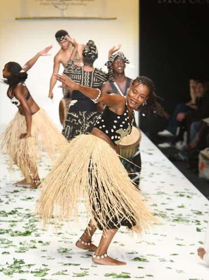 Los Angeles Fashion Week: The Green Initiative Humanitarian Fashion Show