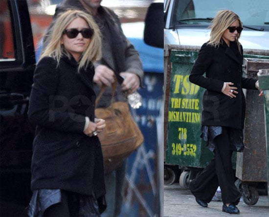Ashley Olsen Out and About