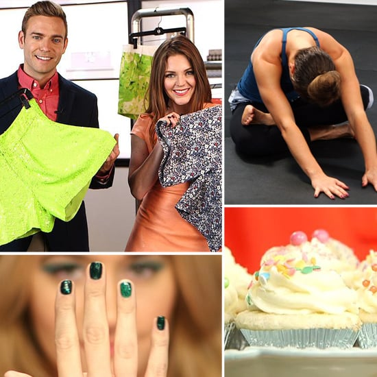 Boozy Cupcakes & Must-Have Spring Shorts: The Best of POPSUGARTV This Week!
