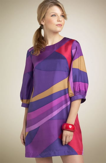 Fabworthy: French Connection Print Silk Tunic